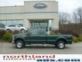 Forest Green Metallic 2009 Ford F250 Super Duty Gallery