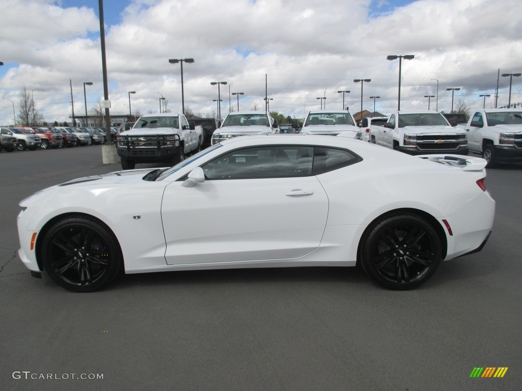 2016 camaro ss coupe summit white adrenaline red photo 3 - Camaro 2016 Ss White
