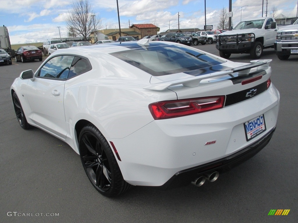 2016 camaro ss coupe summit white adrenaline red photo 4 - Camaro 2016 Ss White