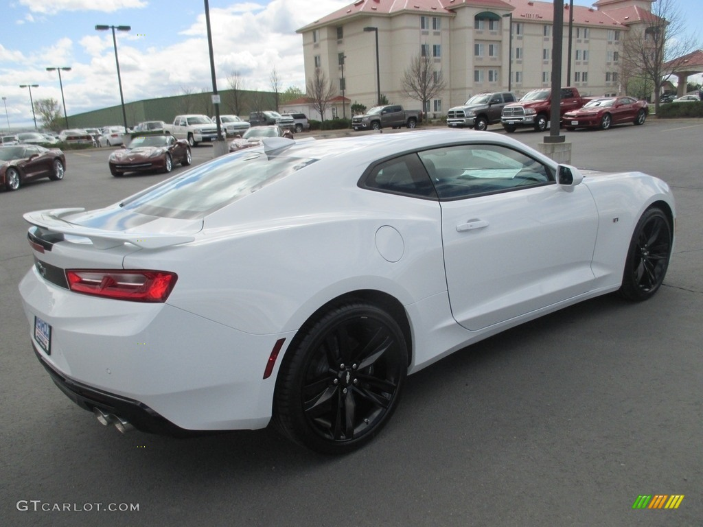 2016 Summit White Chevrolet Camaro Ss Coupe 112416087 Photo 6 Gtcarlot Com Car Color Galleries