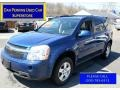 2008 Navy Blue Metallic Chevrolet Equinox LT AWD #112415789