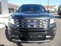 2016 Guard Metallic Ford Explorer XLT 4WD  photo #2