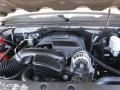 2012 Silver Ice Metallic Chevrolet Silverado 1500 LTZ Extended Cab 4x4  photo #20