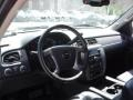 2012 Silver Ice Metallic Chevrolet Silverado 1500 LTZ Extended Cab 4x4  photo #23