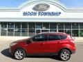 2014 Sunset Ford Escape Titanium 1.6L EcoBoost 4WD  photo #7