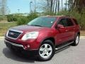 Red Jewel 2008 GMC Acadia Gallery