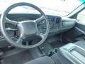 2002 Dark Carmine Red Metallic Chevrolet Silverado 1500 LS Regular Cab 4x4  photo #9