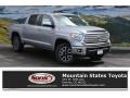 2016 Silver Sky Metallic Toyota Tundra Limited CrewMax 4x4  photo #1