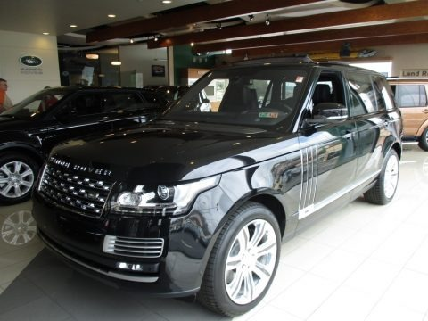 2016 Land Rover Range Rover SVAutobiography LWB Data, Info and Specs