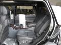 2016 Land Rover Range Rover SV Ebony/Lunar Interior Rear Seat Photo