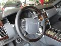 2016 Land Rover Range Rover SV Ebony/Lunar Interior Steering Wheel Photo