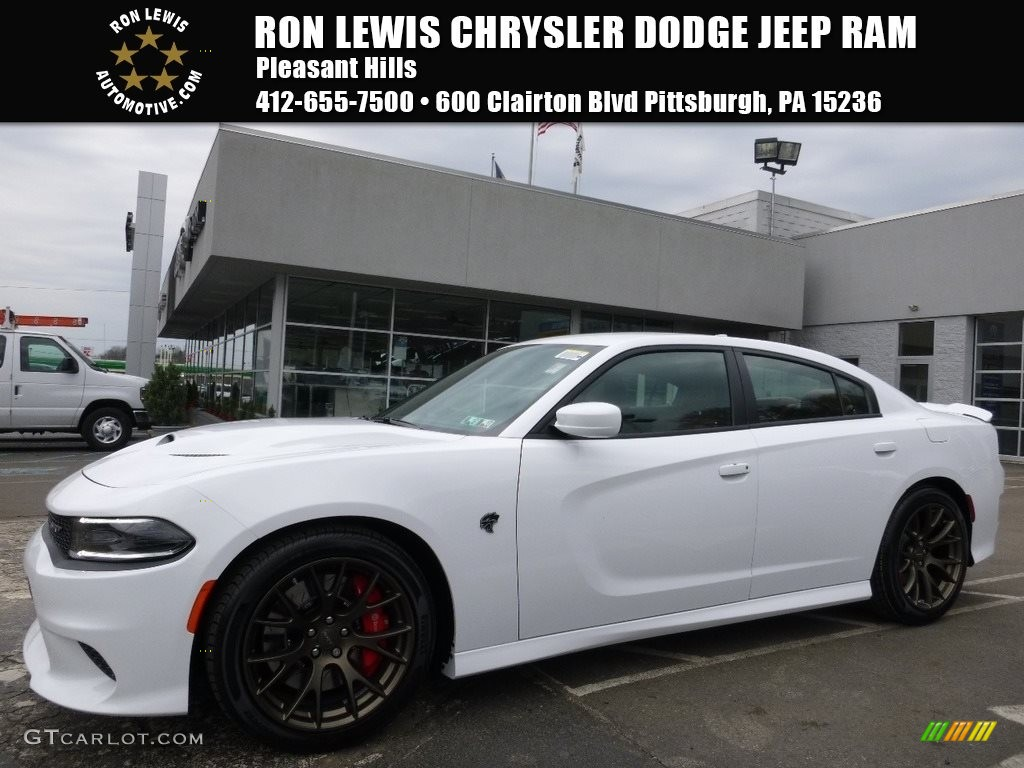 bright white dodge charger - White Dodge Charger
