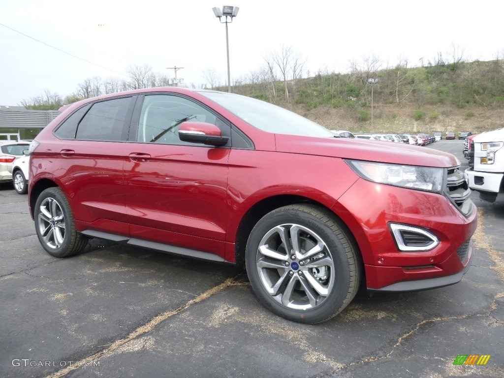 2016 ruby red ford edge sport awd 112452478 photo 15. Black Bedroom Furniture Sets. Home Design Ideas