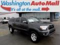 Magnetic Gray Mica 2012 Toyota Tacoma V6 TRD Sport Double Cab 4x4