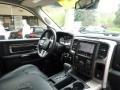 True Blue Pearl - 1500 Laramie Quad Cab 4x4 Photo No. 7