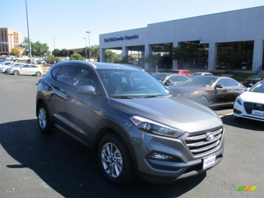 2016 coliseum grey hyundai tucson se 112502456 gtcarlot. Black Bedroom Furniture Sets. Home Design Ideas