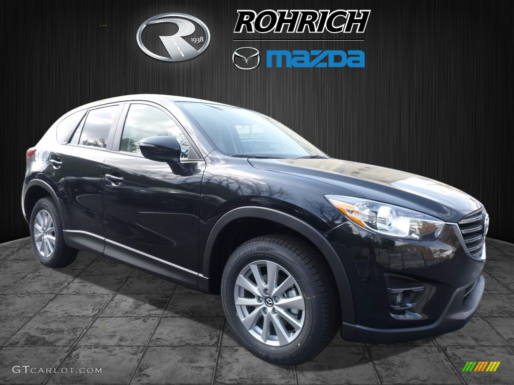 2016 jet black mica mazda cx 5 touring awd 112523124 photo 7 car color galleries. Black Bedroom Furniture Sets. Home Design Ideas