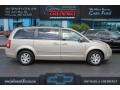 2009 Light Sandstone Metallic Chrysler Town & Country Touring #112550693