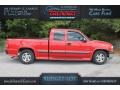 Victory Red 1999 Chevrolet Silverado 1500 LS Extended Cab