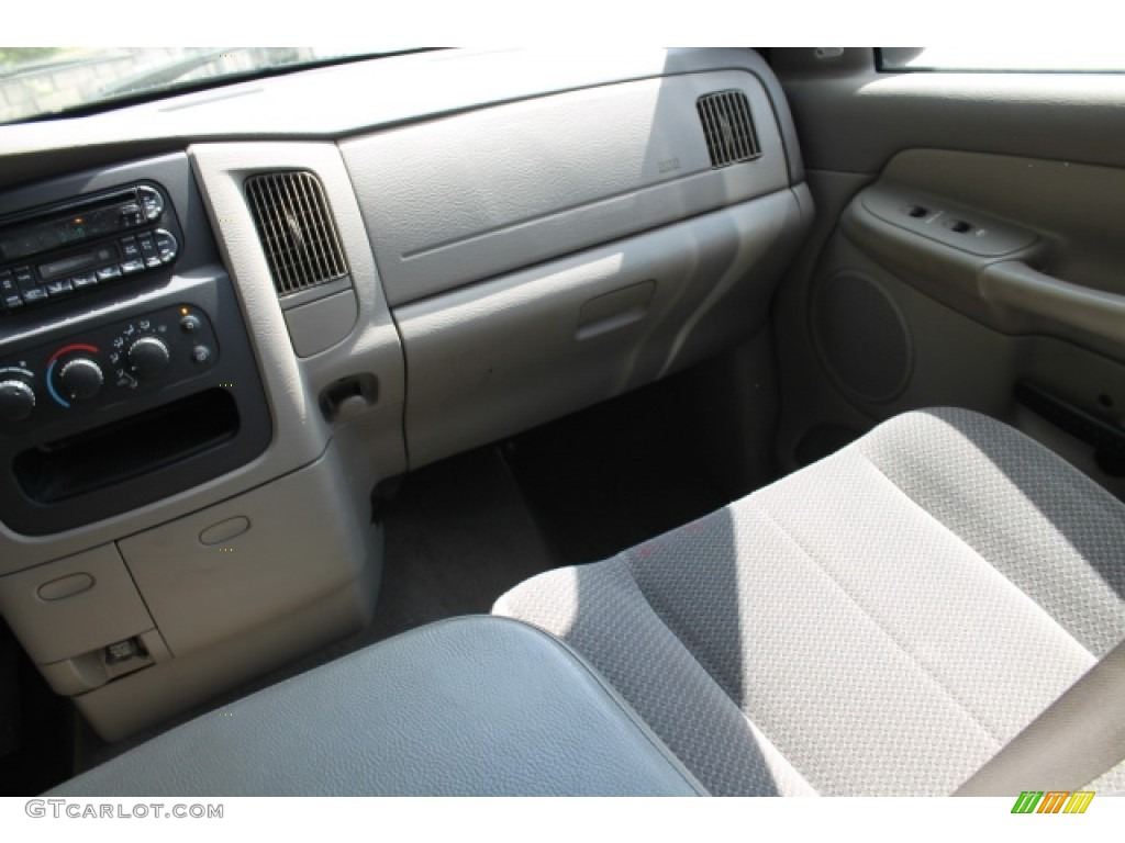 2004 Ram 1500 SLT Quad Cab - Deep Molten Red Pearl / Dark Slate Gray photo #12