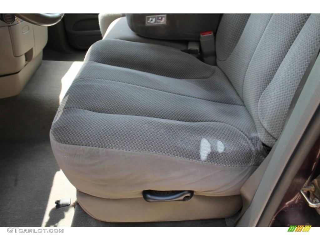 2004 Ram 1500 SLT Quad Cab - Deep Molten Red Pearl / Dark Slate Gray photo #15