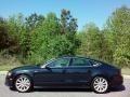 Moonlight Blue Metallic 2012 Audi A7 Gallery