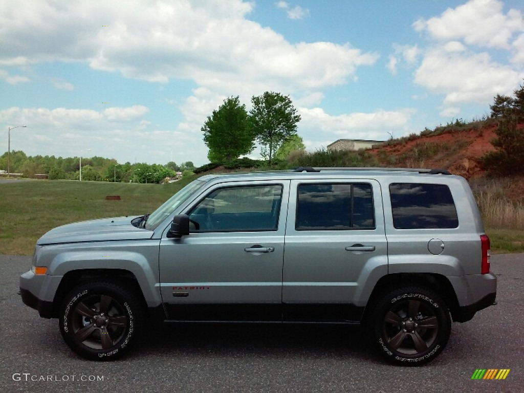White Jeep Patriot >> 2016 Billet Silver Metallic Jeep Patriot Sport #112550600 | GTCarLot.com - Car Color Galleries