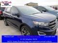Kona Blue 2016 Ford Edge Sport AWD