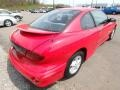Bright Red - Sunfire SE Coupe Photo No. 4