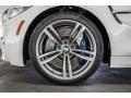 2016 M4 Convertible Wheel