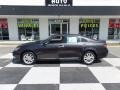 Smoky Granite Mica 2011 Lexus ES 350