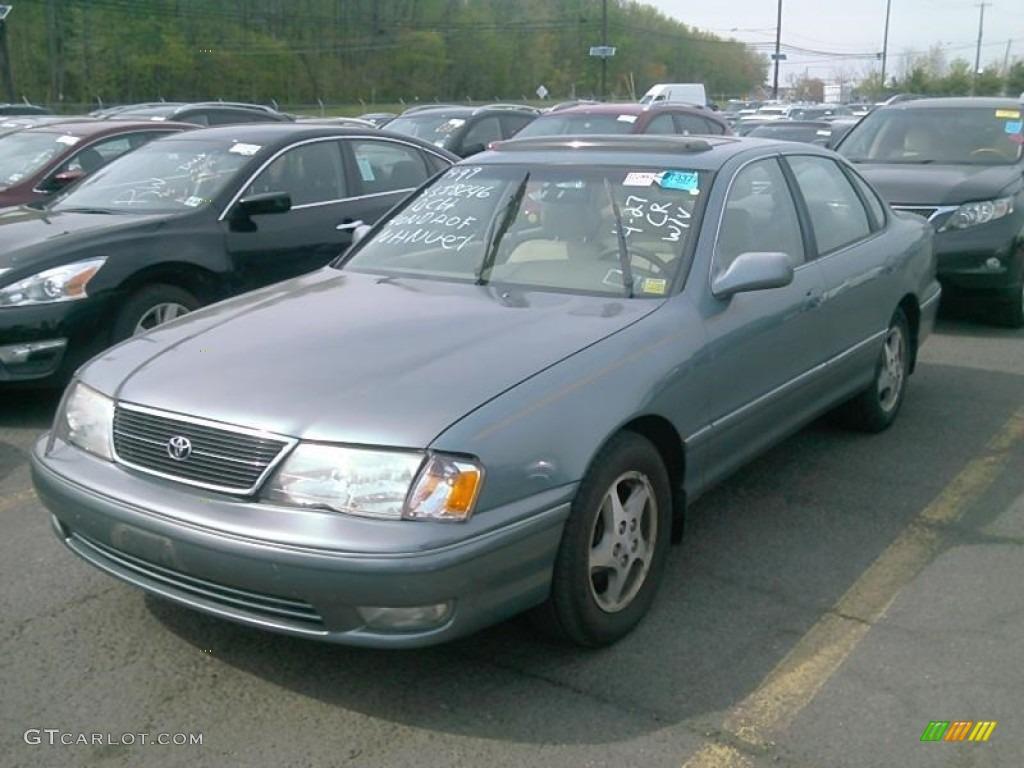 1999 classic green pearl toyota avalon xls 112582921 gtcarlot com car color galleries gtcarlot com