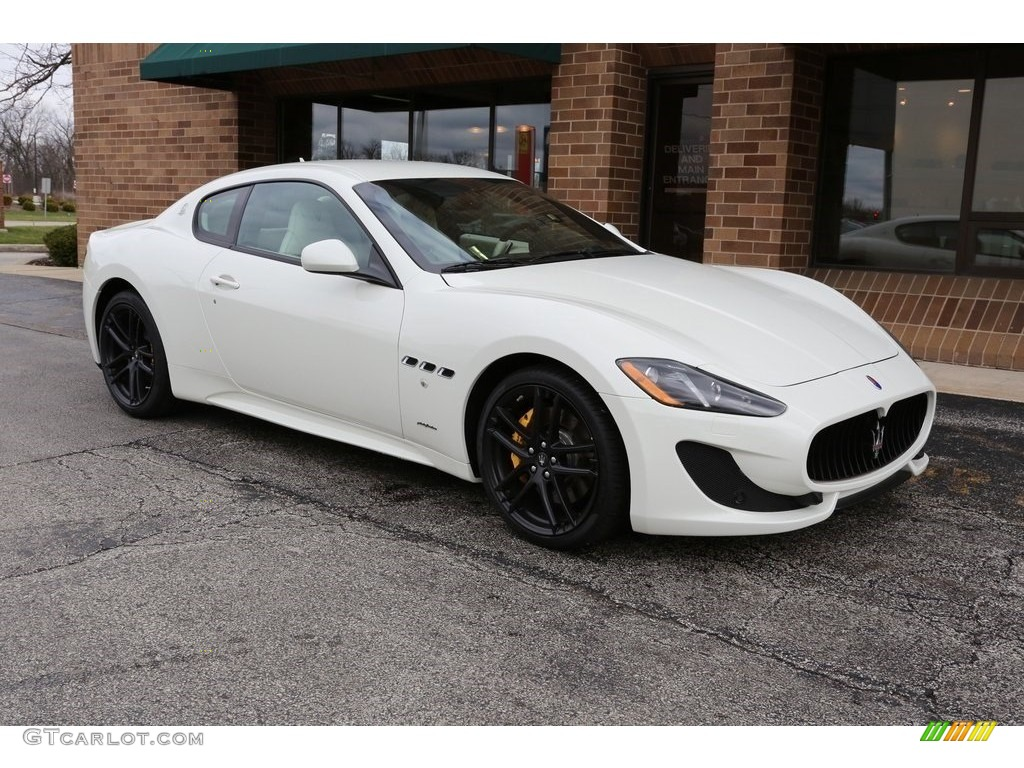 2016 bianco eldorado maserati granturismo sport coupe. Black Bedroom Furniture Sets. Home Design Ideas