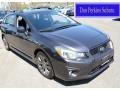 Dark Gray Metallic 2012 Subaru Impreza 2.0i Sport Premium 5 Door