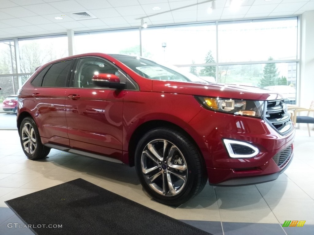 2016 ruby red ford edge sport awd 112608835 car color galleries. Black Bedroom Furniture Sets. Home Design Ideas