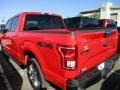 2016 Race Red Ford F150 XLT SuperCrew 4x4  photo #6
