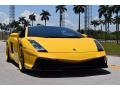 Giallo Halys (Yellow) - Gallardo Coupe E-Gear Photo No. 2