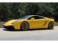Giallo Halys (Yellow) - Gallardo Coupe E-Gear Photo No. 5