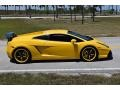 Giallo Halys (Yellow) - Gallardo Coupe E-Gear Photo No. 8