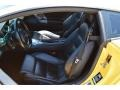 Front Seat of 2006 Gallardo Coupe E-Gear