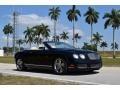 Diamond Black 2007 Bentley Continental GTC