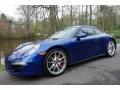 2013 Aqua Blue Metallic Porsche 911 Carrera 4S Coupe #112632697