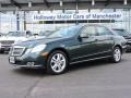 Jade Green Metallic 2010 Mercedes-Benz E 350 4Matic Sedan
