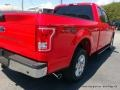 2016 Race Red Ford F150 XLT SuperCab 4x4  photo #32