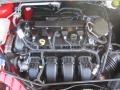 2015 Race Red Ford Focus SE Hatchback  photo #10