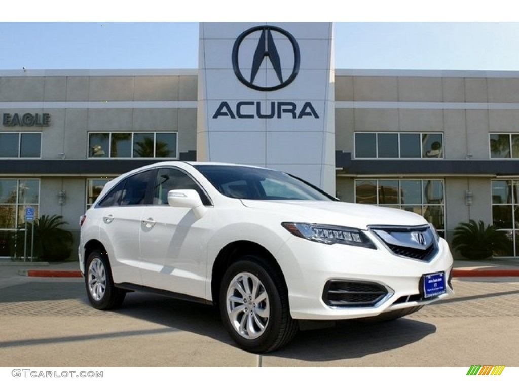 2017 white diamond pearl acura rdx 112694650 car color galleries. Black Bedroom Furniture Sets. Home Design Ideas