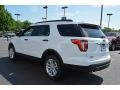 2016 Oxford White Ford Explorer FWD  photo #18