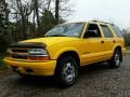 Yellow 2003 Chevrolet Blazer Gallery