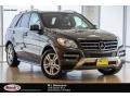 Dakota Brown Metallic 2013 Mercedes-Benz ML 350 4Matic