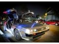 Stainless Steel 1982 Delorean DMC-12
